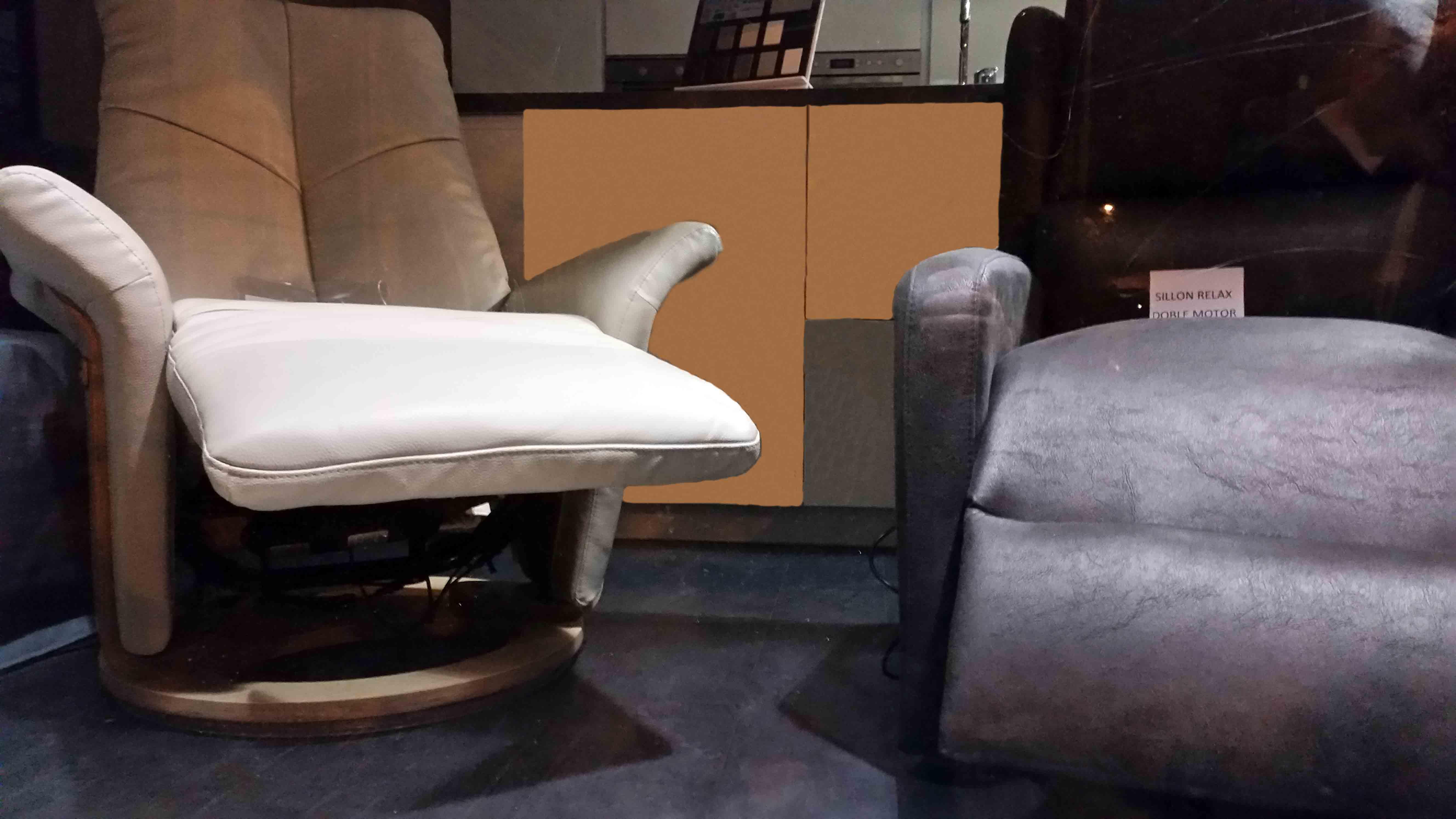 Cuidado con los nuevos sofás eléctricos